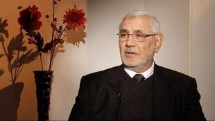 المرشح الإسلامي السابق للانتخابات الرئاسية 2012 في مصر عبد المنعم أبو الفتوح