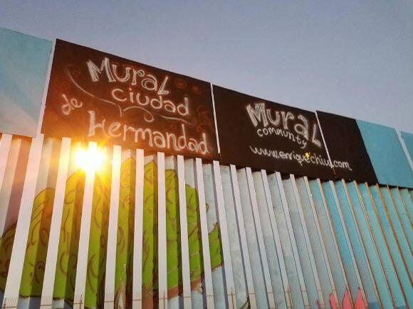 L'idée d'un mur frontalier entre les États-Unis et le Mexique n'est pas nouvelle : entre San Diego et Tijuana, il existe même depuis 1994.