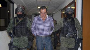 Après onze mois d'enquête, Hector Beltran Leyva a été arrêté, mercredi 1er octobre.