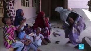 """2020-12-16 10:13 Nigeria : Boko Haram revendique l'enlèvement de centaines de lycéens, les parents """"dévastés"""""""