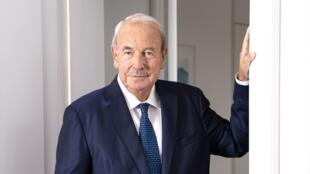 Heinz Hermann Thiele was Lufthansa's biggest shareholder