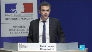 2020-02-28 10:04 Coronavirus en France : 20 nouveaux cas détectés dont 12 reliés au patient décédé
