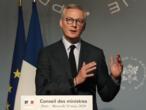 2020, pire année de récession en France depuis1945, prévoit Bruno Le Maire