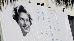 Le 68e Festival de Cannes se déroulera du 13 au 24 mai sous les auspices d'Ingrid Bergman.