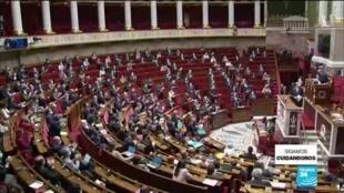2021-04-01 19:01 Francia: medidas de confinamiento nacional se extienden por un mes