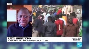 2020-04-16 16:08 Coronavirus : Au Togo, état d'urgence sanitaire et couvre-feu décrétés, à défaut du confinement