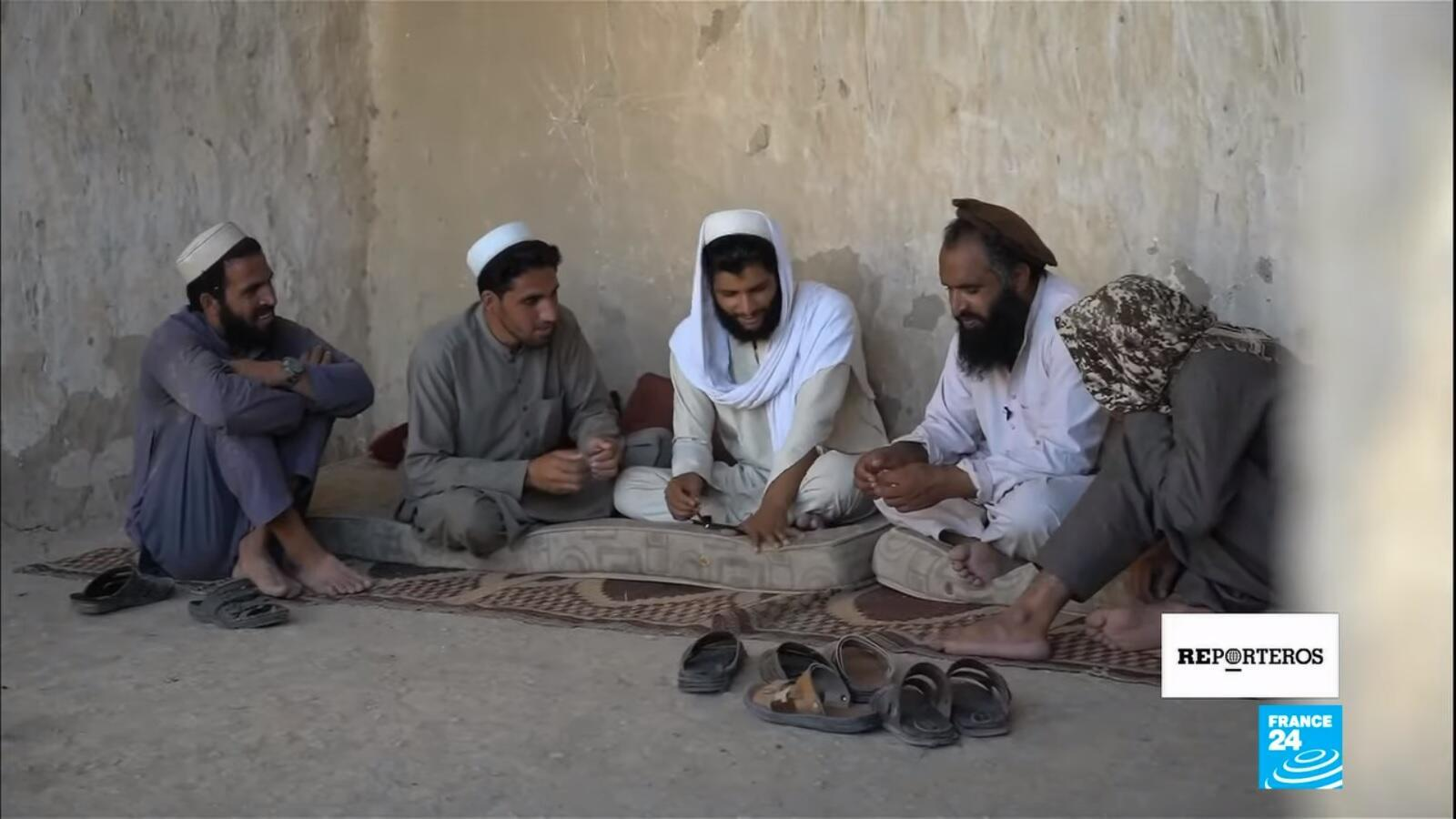 Reporteros taliban