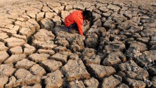"""D'après la Banque mondiale, si rien n'est fait pour limiter le réchauffement climatique, plus de 100 millions de personnes pourraient basculer dans la pauvreté à l'horizon 2030""""."""
