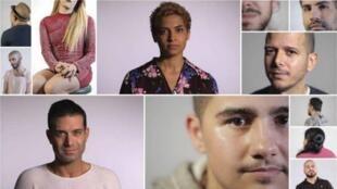 """حملة """"لست وحدك"""" لإخراج المثليين وثنائيي الميول الجنسية والمتحولين جنسيا من العزلة"""
