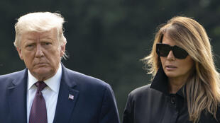 Trump had said he and his wife were going into quarantine after one of his closest advisors tested positive.