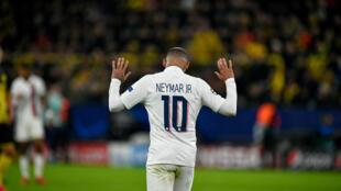 Brazil forward Neymar cost PSG a world record 222 million euros