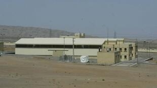منشأة نطنز النووية الإيرانية.