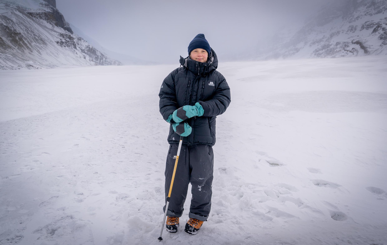 Teen Swedish climate activist Greta Thunberg