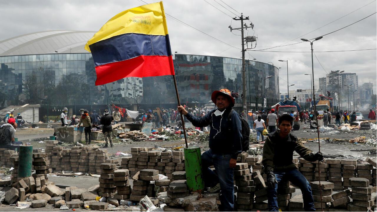 Ecuador truce