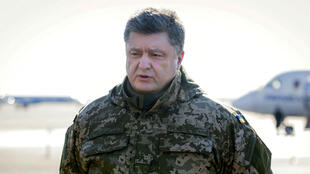 Ukraine's President Petro Porochenko has slammed repeated violations of last week's ceasefire agreement.