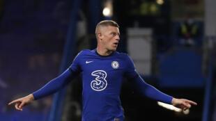 Chelsea midfielder Ross Barkley has joined Aston Villa on loan