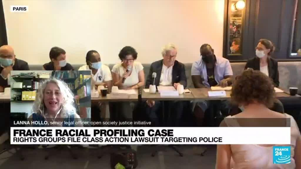 2021-07-22 16:06 Unprecedented group action against the French state for racial profiling