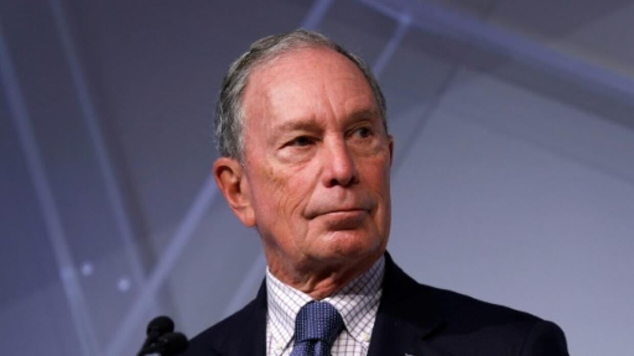Former NY mayor Bloomberg set for eleventh-hour bid in 2020 US Presidential race