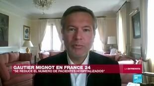 La entrevista Gautier Mignot
