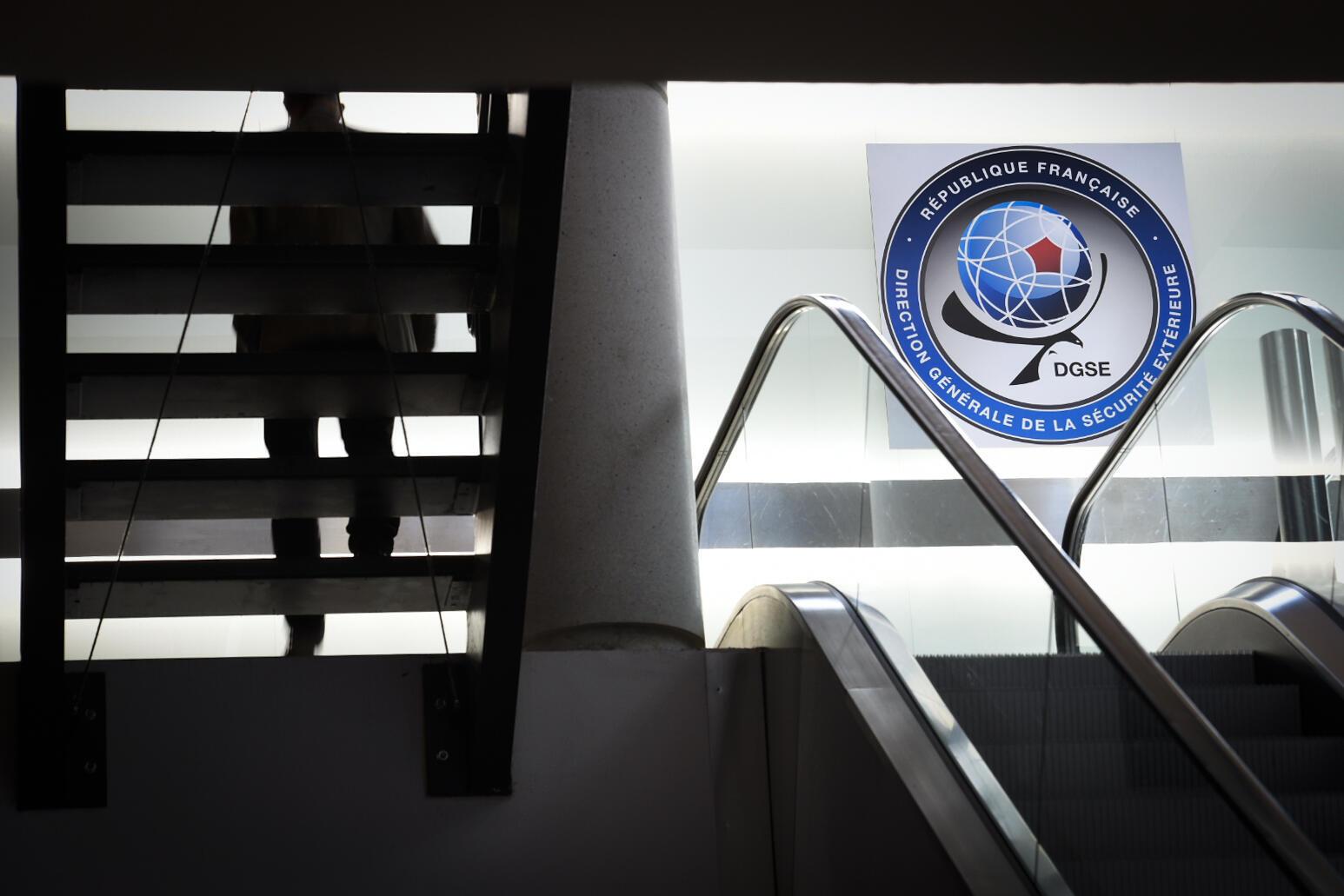 Le siège de l'agence française de renseignement extérieur, la Direction générale de la sécurité extérieure (DGSE), à Paris, le 4 juin 2015.