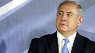 Benjamin Netanyahou, Premier ministre d'Israël.