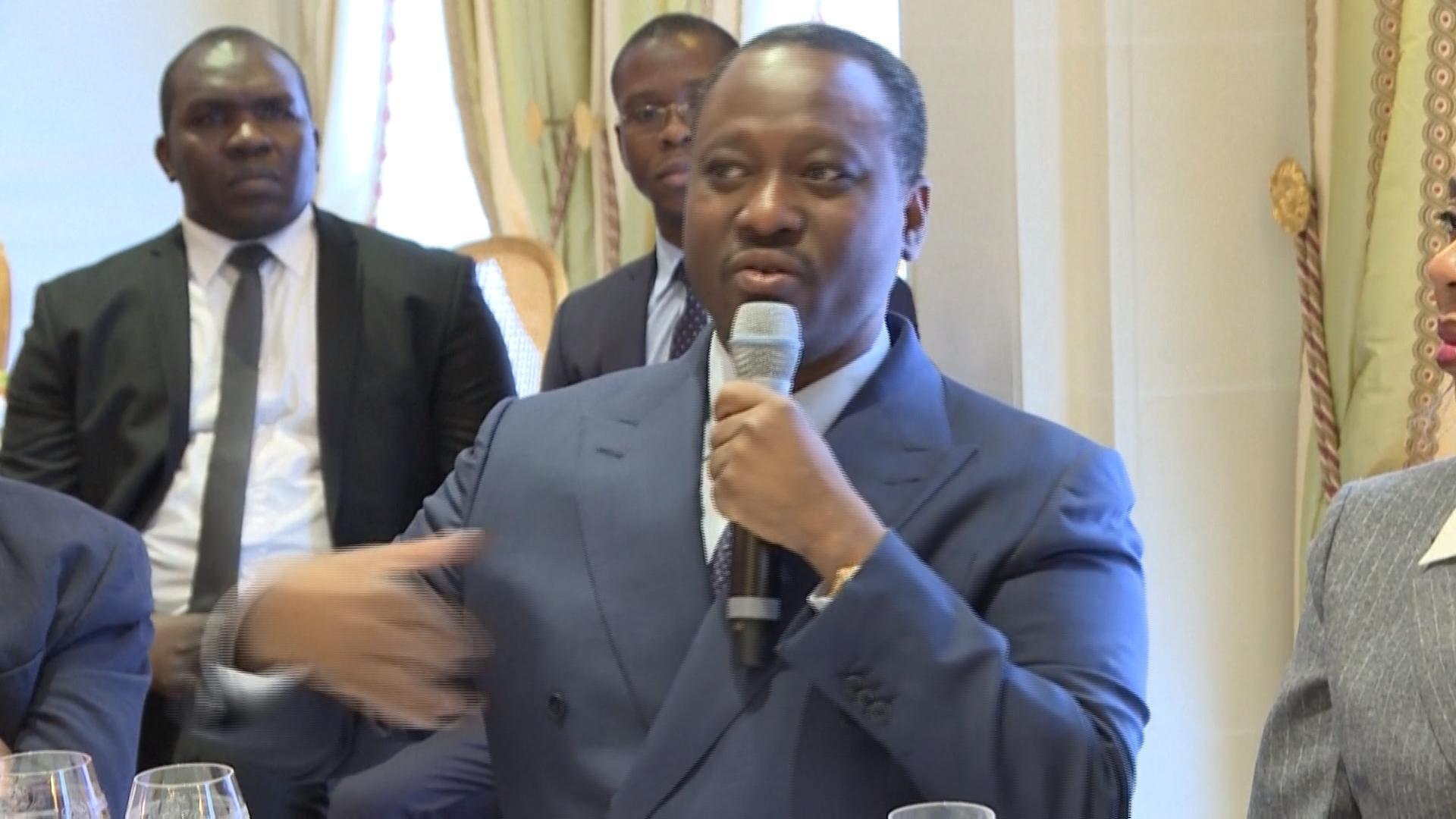 Guillaume Soro, ancien premier ministre ivoirien, condamné à la perpétuité