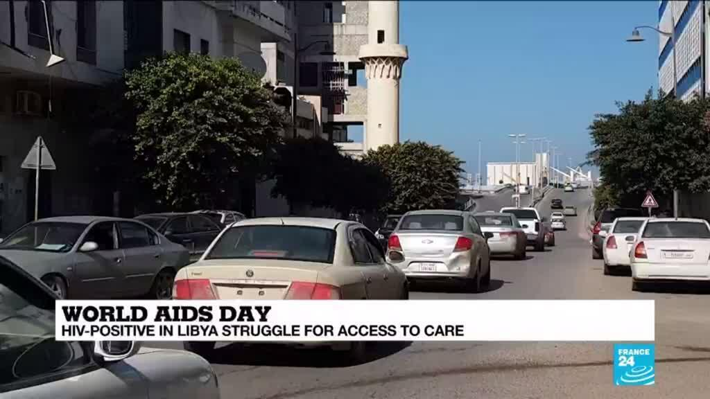 2020-12-01 12:08 Libya's AIDS crisis exacerbated by Covid-19