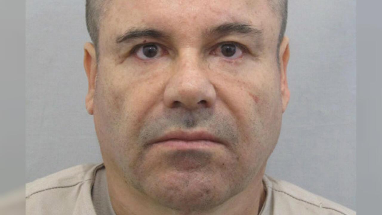 Imagen de archivo. Joaquín el 'Chapo' Guzmán durante una detención. 13 de julio de 2015.