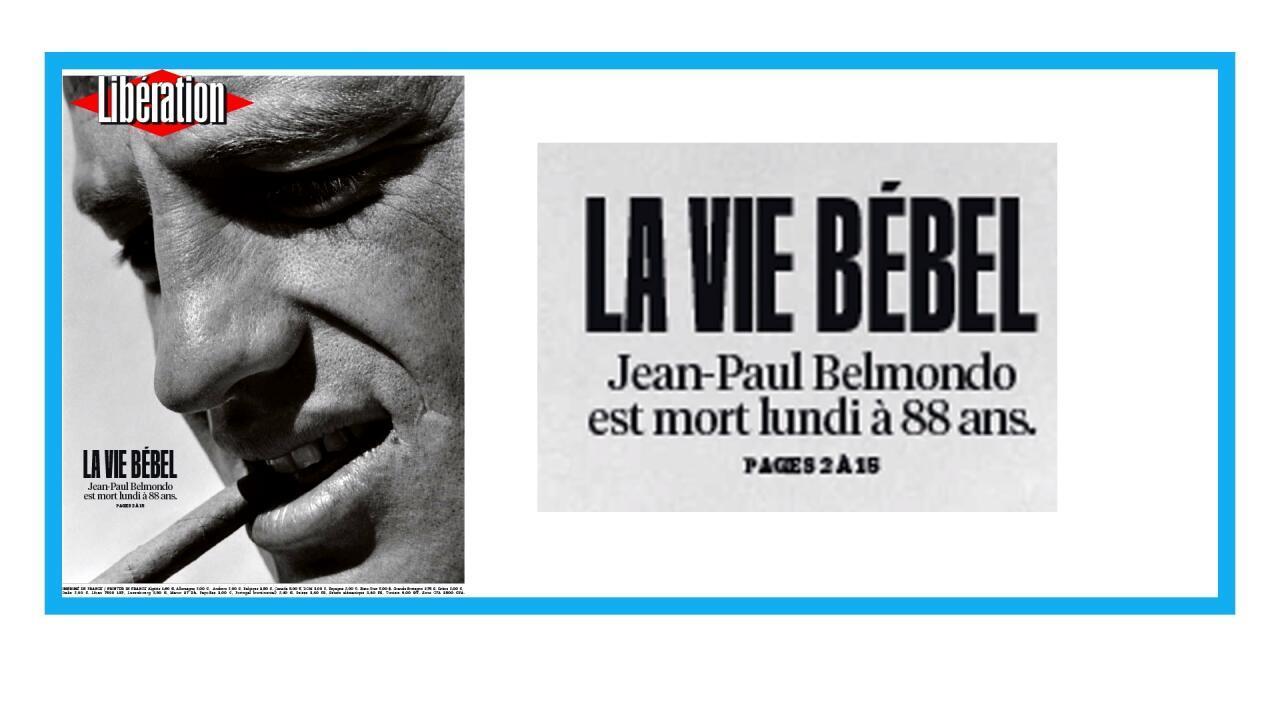 Disparition de l'acteur français Jean-Paul Belmondo à l'âge de 88 ans