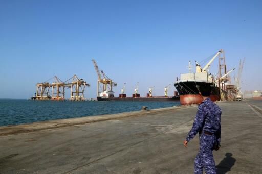 Imagen de archivo. El Gobierno de Yemen, respaldado por Arabia Saudita, expresó escepticismo sobre la promesa de los rebeldes de retirarse unilateralmente del puerto de Hodeida y exigió la verificación conjunta de la retirada.