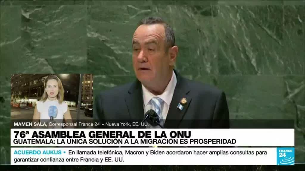 2021-09-23 02:03 Informe desde Nueva York: líderes latinoamericanos en la Asamblea General de la ONU