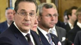 """While apologising for what he himself called """"stupid"""" and """"irresponsible"""" behaviour, Strache has quickly moved to portray himself as the victim of a shadowy conspiracy"""