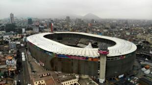 El estadio Nacional de Lima, Perú, será la sede que albergará la inauguración de la edición XVIII de los Juegos Panamericanos 2019.