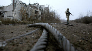 Ukraine has been battling pro-Russian separatists in the eastern Donetsk and Lugansk regions since 2014