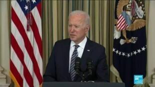 2021-03-16 09:34 US-Mexico border surge: Biden under pressure as migrant crossing soar