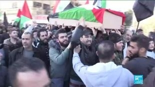 2020-02-25 10:10 Israël - Palestine : échange de roquettes entre le djihad islamique et le Tsahal