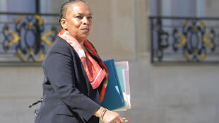"""Dans un entretien au quotidien """"Le Parisien"""", la garde des Sceaux Christiane Taubira précise que 39 enquêtes judiciaires ont été ouvertes depuis le début de l'année."""