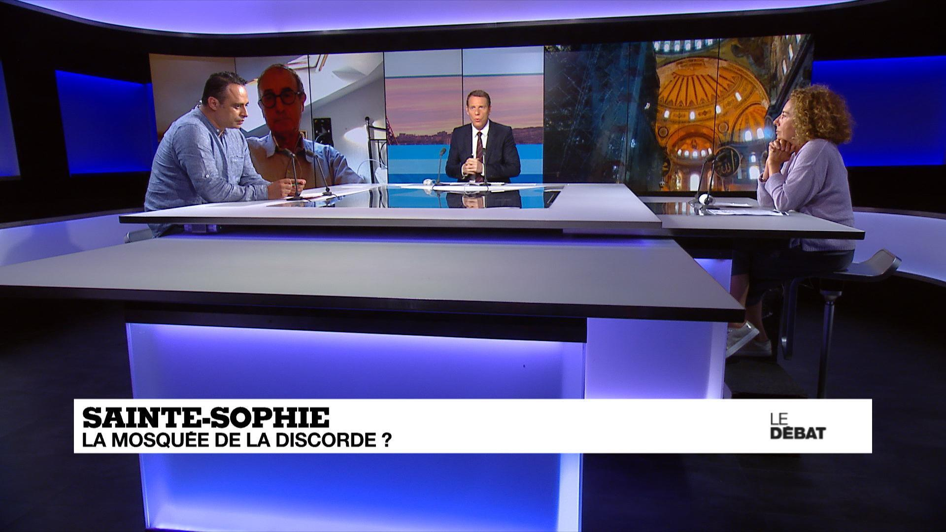 Le Débat de France 24 - jeudi 23 juillet 2020