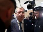 """Après sa première nuit en prison, Patrick Balkany reçoit le soutien d'un Nicolas Sarkozy """"peiné"""""""