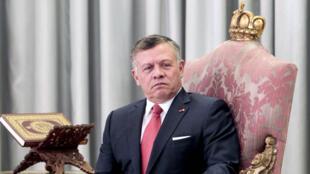 Le roi Abdallah II a succédé à son père, le défunt roi Hussein, en 1999.