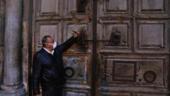 إغلاق كنيسة القيامة في القدس وتسجيل أول وفاة بكوفيد-19 في الأراضي الفلسطينية