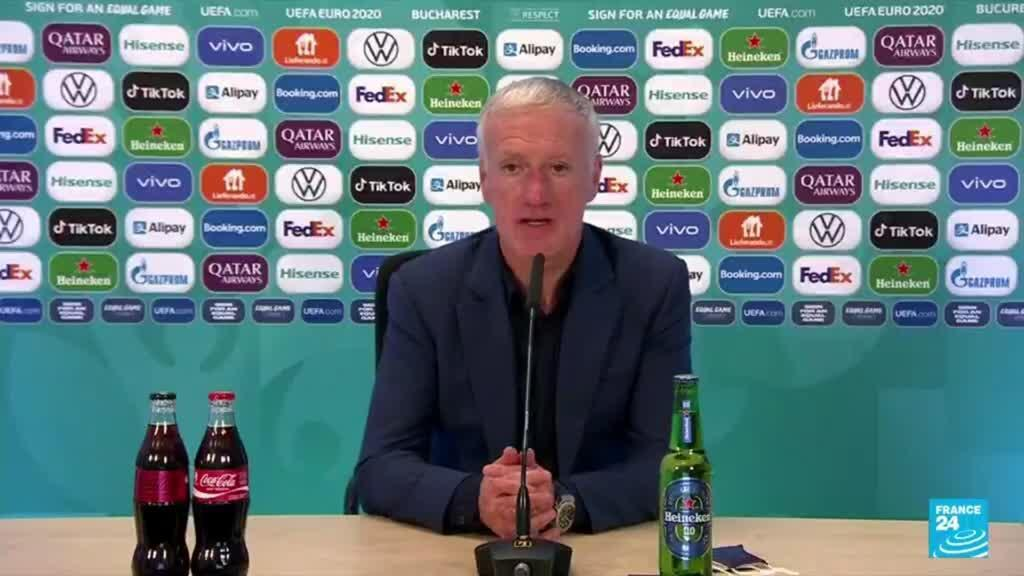 2021-06-29 09:14 Euro-2021 : Les Bleus battus par la Suisse aux tirs au but en 8eme de finale