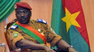 رئيس الحكومة الانتقالية في بوركينا فاسو اسحق زيدا