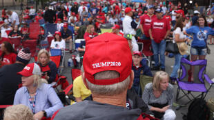 Trump supporters Tulsa