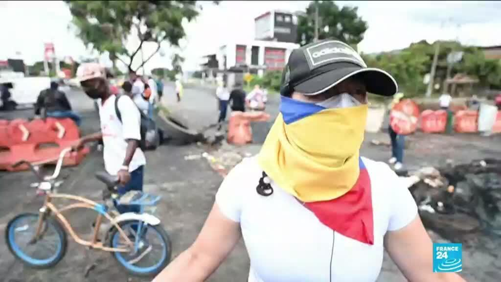 2021-05-04 17:06 Fresh protests called after deadly Colombia tax reform clashes