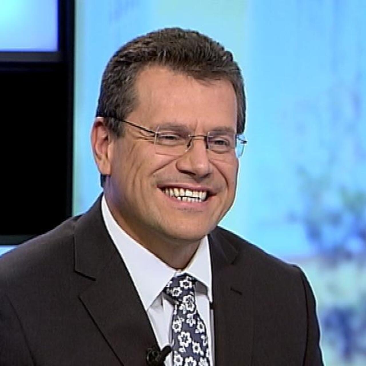 Maros Sefcovic, Vice-President of the European Commission in charge of  Energy Union - Talking Europe