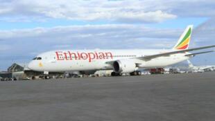 Ethiopian Airlines cuenta con una de las flotas de aviones más modernas de África, como este Boeing 787-9 Dreamliner, recientemente entregado a la compañía dentro de su plan de renovación y ampliación de flota.