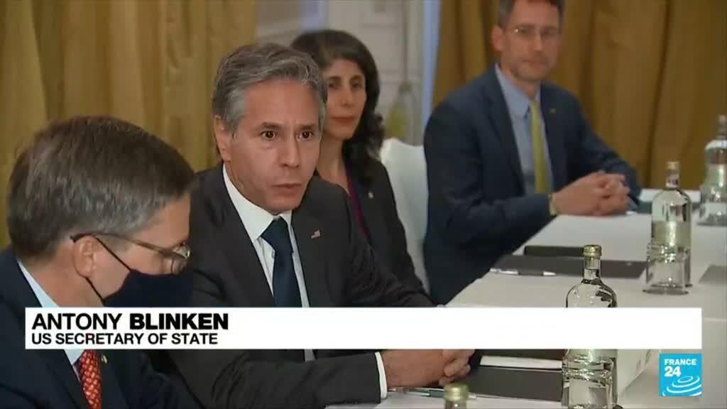 2021-06-27 22:16 Blinken, Lapid meet in Rome amid reset US-Israel relations
