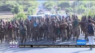 Le gouvernement éthiopien dit avancer vers la capitale du Tigré