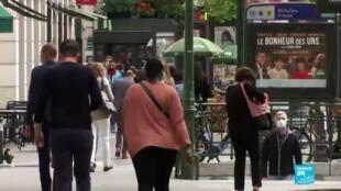 2020-09-23 18:02 Coronavirus pandemic: French govt to annouce stricter measures for Paris